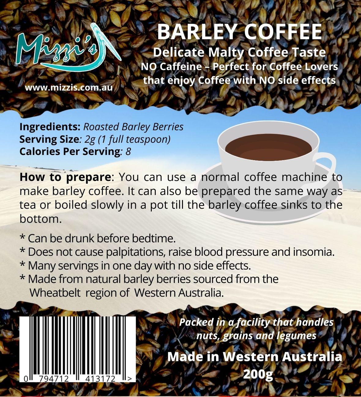 Australian Barley Coffee – 200g